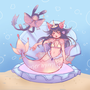princess mermimi adopt